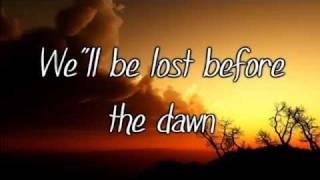 Evanescence- Before The Dawn lyrics [HD]