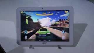 Acer Iconia Tab 10 im Test [Full HD Deutsch]