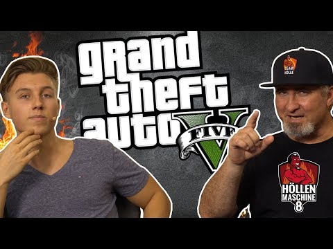 ⭐️⭐️⭐️⭐️BATTLE in GTA5 mit iCrimax - Höllenmaschine 8 | #Gaming-PC