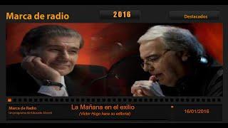 Víctor Hugo Morales Hace  Su Editorial  En Marca De Radio Audio 16 /01/ 2016