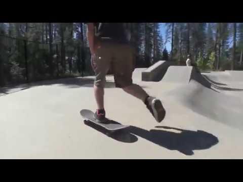 Grass Valley Skatepark
