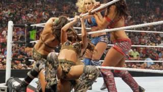 Raw: Diva Summer Spectacular - Viewer's Choice Divas Battle Royal
