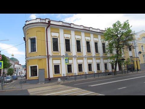 ASG объявила о старте второго этапа восстановительных работ в главном доме усадьбы Урванцовых в Казани