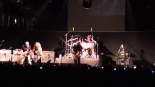 Baron Rojo  - Live in El Salvador - Chica de la Ciudad