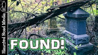Abandoned Cemetery Search Reveals Lost Graveyards!