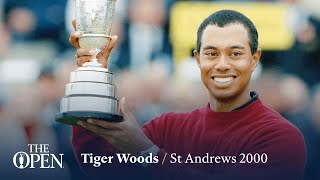 Tiger Woods wins at St Andrews | The Open Official Film 2000