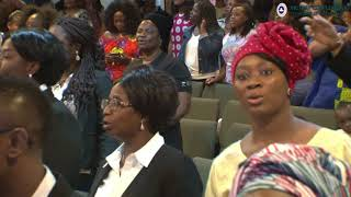 Tope Alabi At RCCG Victory Temple Bowie