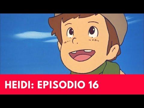 Ver Heidi: Capítulo 16- Dorfli en Español Online