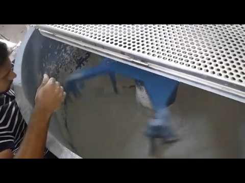 Fly Ash Brick Pan Mixer