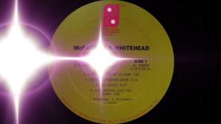 McFadden & Whitehead - Ain't No Stoppin' Us Now (Phil. Intern.  Records 1979)