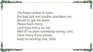 Eric Clapton - Sinner's Prayer Lyrics