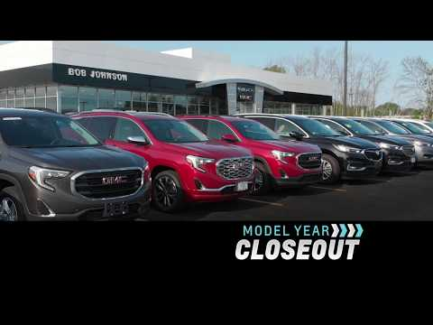 Bob Johnson Model Year Closeout