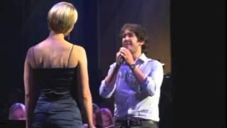 Bridge over Troubled Water- The Power of Music- Josh Groban and Jen Malenke