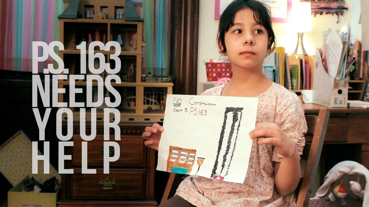 P.S. 163 Needs Your Help