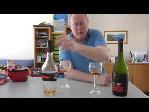 Remy Martin Versus Camus VSOP Cognac Review