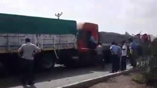 adana ceyhanda trafik kazası