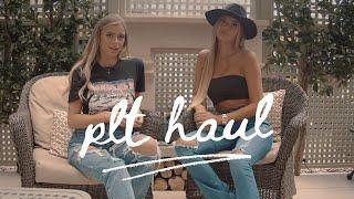 LA Look Book | PLT Try On Haul