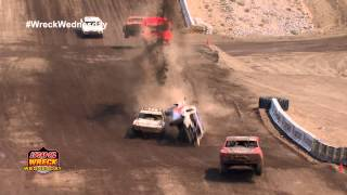 Wild Flips At Wild West Motorsports Park In The Lucas Oil Off Road Racing Series  WW 32