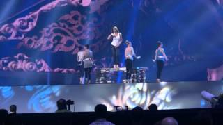 Ivi Adamou - La La Love (Cyprus 1st Rehearsal for Final - Eurovision Song Contest 2012)