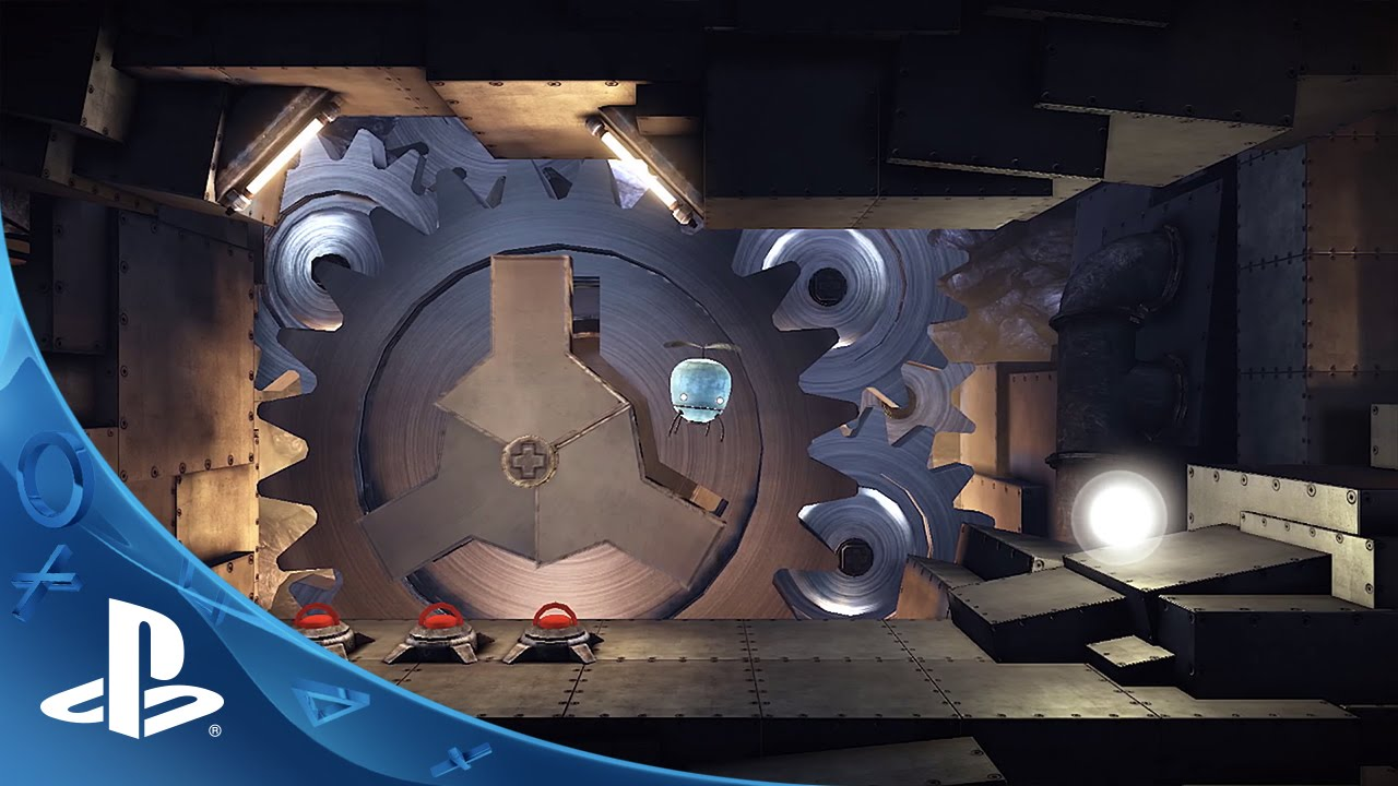 Unmechanical: Extended Edition Coming to PS4, PS3, Vita
