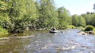 Рыбалка на реке шлина в тверской области