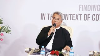 Myanmar Quarterly Symposium - 5 | ဒေါက်တာ ရန်မျိုးသိမ်း၏ ဆွေးနွေးချက် (၂)