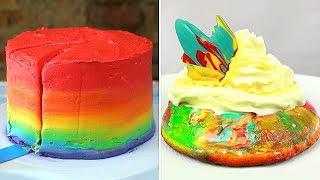 Необычные торты: подборка замечательных десертов для сладкоежек
