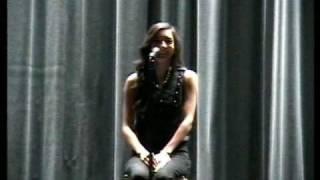 MP Talent Show 2010: Alex Zapien