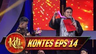 Amel Belajar Make High Heels Dan Wedges Bareng Master Igun - Kontes KDI Eps 14 (23/8)
