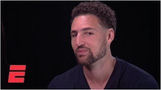 Klay Thompson vows to come back 110%, says Warriors dynasty isn't over   NBA on ESPN