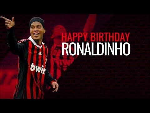 Ronaldinho: Best Skills With AC Milan