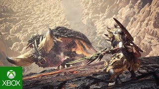 Monster Hunter World Xbox One - Mídia Digital