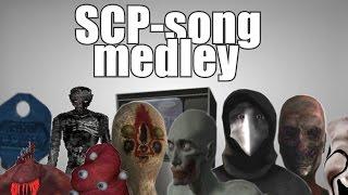 SCP SONG MEDLEY(RUS SUB)