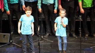 Kölner Jugendchor St. Stephan feat. Milia & Moritz (Lucky Kids): In der Weihnachtsbäckerei