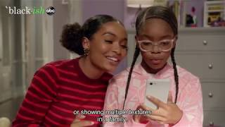 """Behind The Scenes with blackish's Marsai Martin - """"Hair Day"""" Episode"""