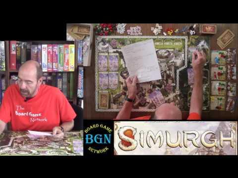 How To Play Simurgh