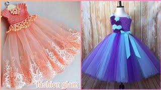Crochet Round Neckline Tulle Maxi Dress/flower Girl Dress/bridesmaids Dress