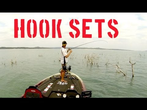 Bass Fishing Hook Set Basics