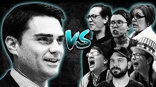 Ben Shapiro vs. Social Justice Warriors Compilation #1 - NEW 2018!