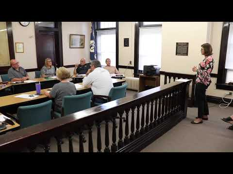 Charleroi Council Meeting 08-14-2019