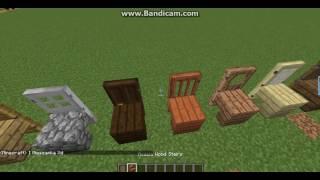Minecraft Jak Zrobić Krzesła i Stoły
