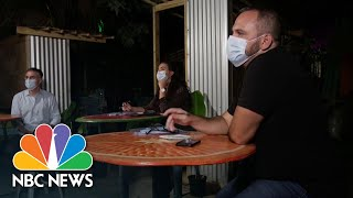 'It's Not A Difficult Decision': Cuban-American Voters Discuss Voting Democratic   NBC News NOW