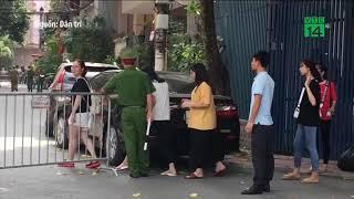 Hà Nội: Thanh niên đâm chết 2 nữ sinh rồi nhảy lầu tự tử | VTC14
