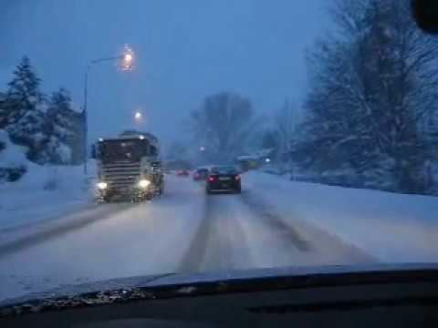 Snow in Unterägeri