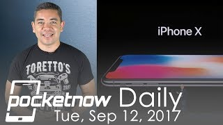 iPhone X is hot! iPhone 8 is a decent change & more - Pocketnow Daily