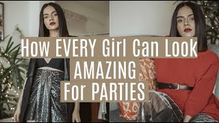 How EVERY Girl Can Dress For PARTIES!   Komal Pandey