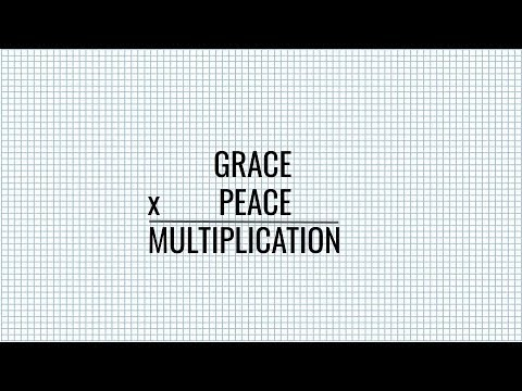 Multiplication - Morning Manna #3125