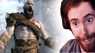 Asmongold Gives His Thoughts On God Of War And Other Games + Dating Confirmation!