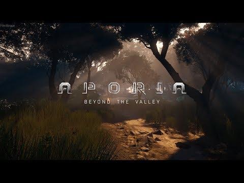 Aporia: Beyond The Valley - Developer Walkthrough (PC Gameplay)
