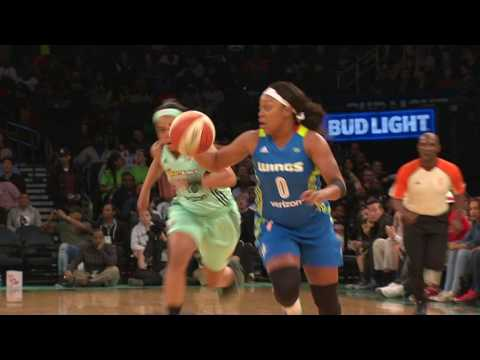 New York Liberty Defeat the Dallas Wings 79-71